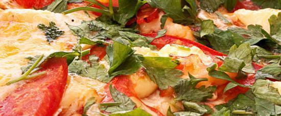 Food at Pizza Inn a Pizza Restaurant & Takeaway in Wembley